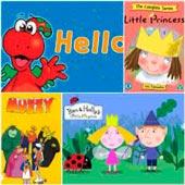 Канал Английский язык для детей и начинающих